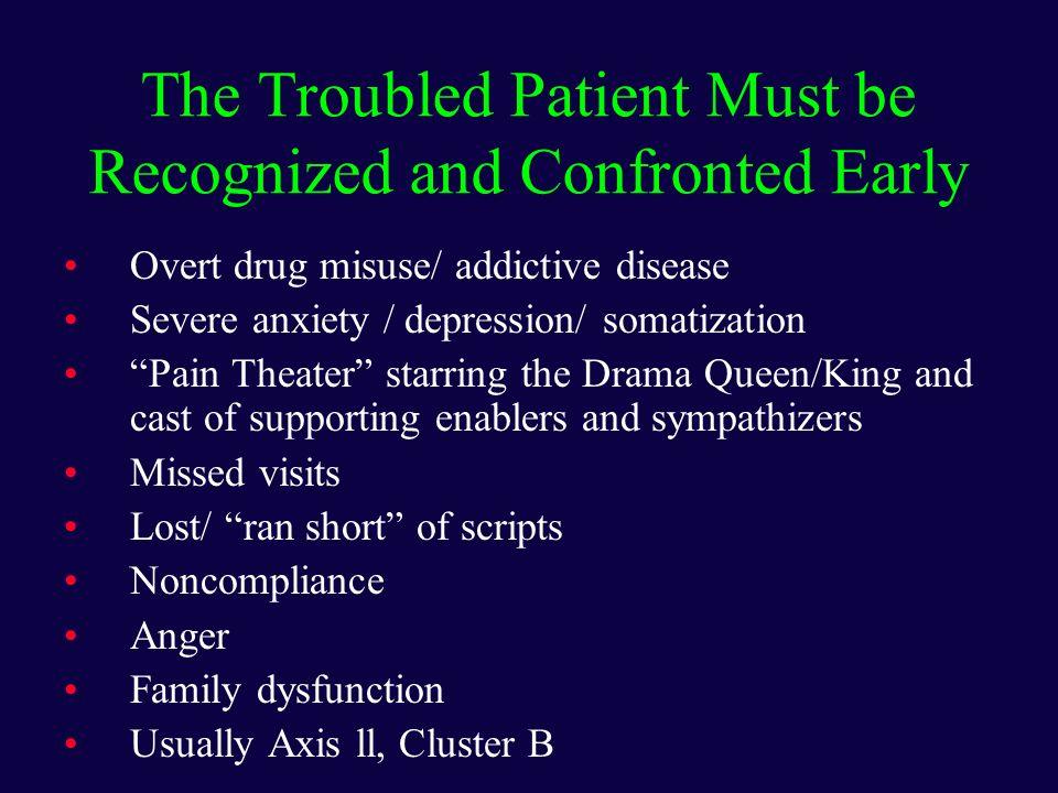 Patient Selection What You Must Know 2010 NANS Joel R Saper