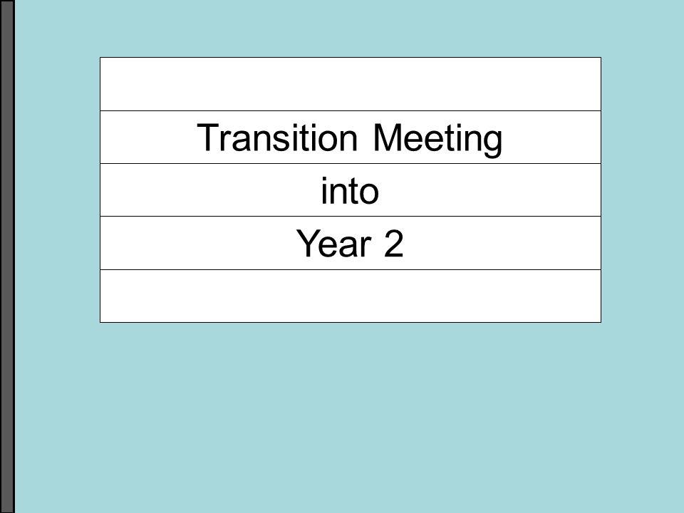 1 Transition
