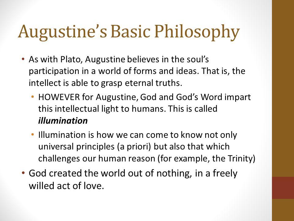 st augustine biography