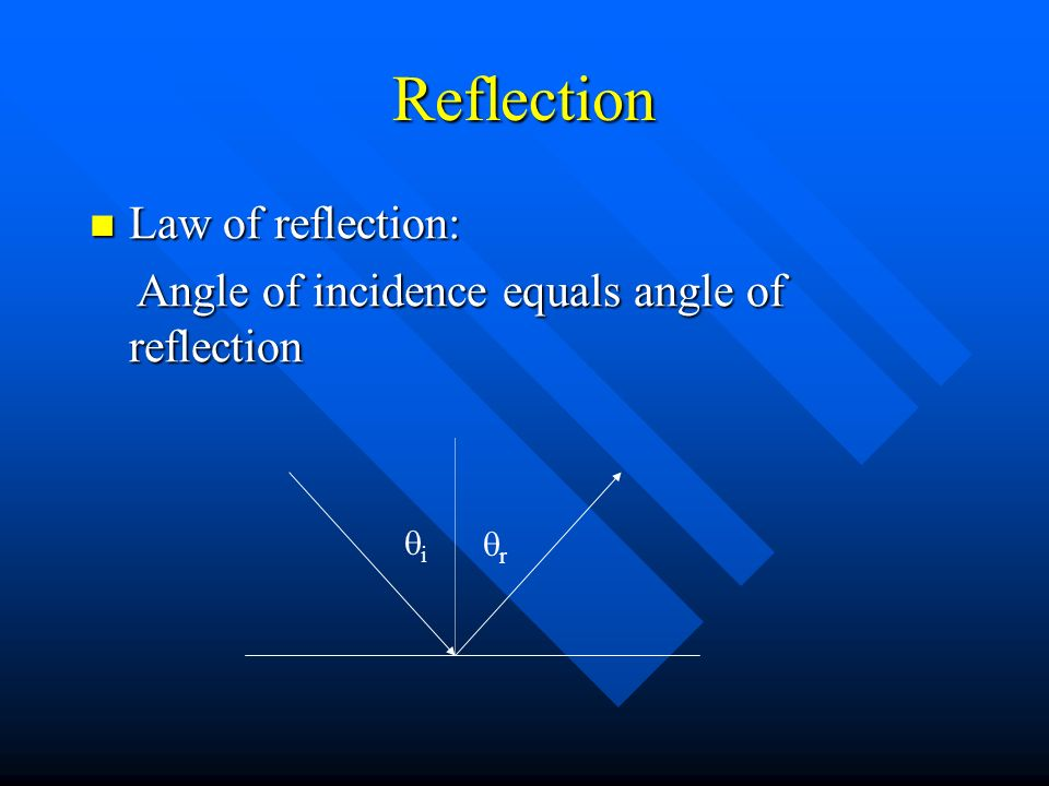 Wave Actions Reflection Reflection Interference Interference Refraction Refraction Diffraction Diffraction Doppler Effect Doppler Effect Polarization (transverse only) Polarization (transverse only)