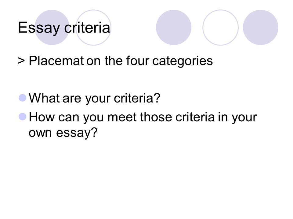 Writing Thesisbased Essays Todays Checklist Take Up The   Essay