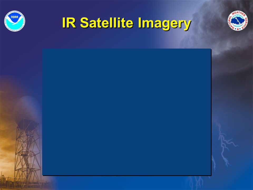IR Satellite Imagery