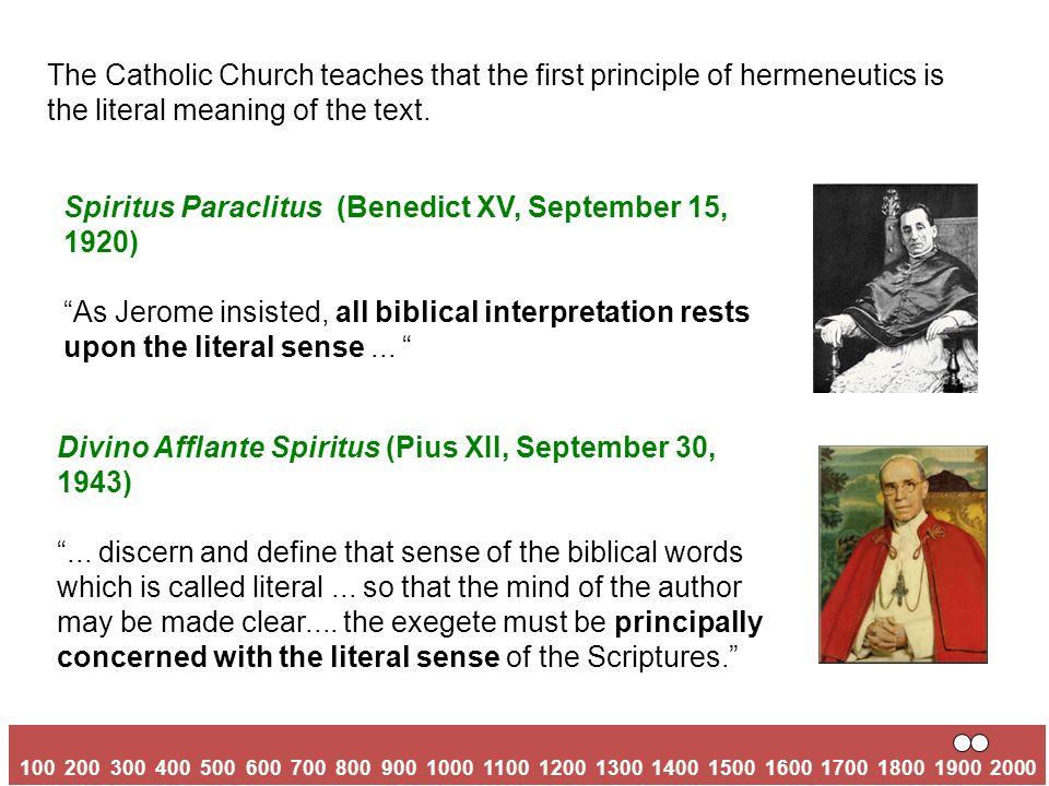 BEGINNING BIBLE WORKSHOP PART III Reading, Interpreting