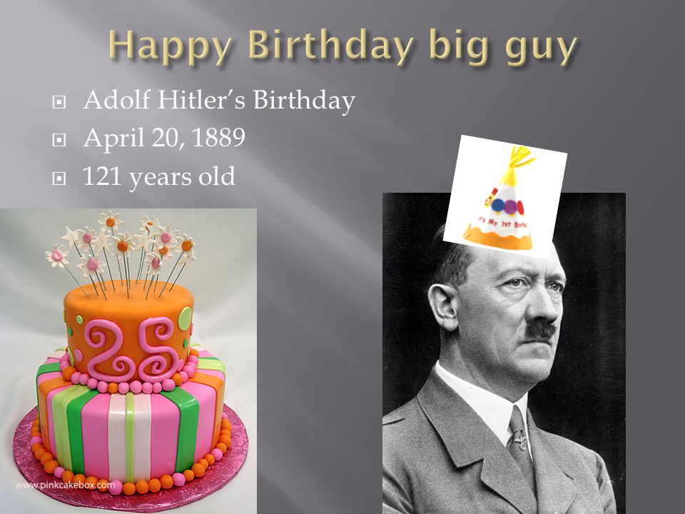 Excellent Axis Axis Advances Adolf Hitlers Birthday April 20 1889 Funny Birthday Cards Online Inifofree Goldxyz