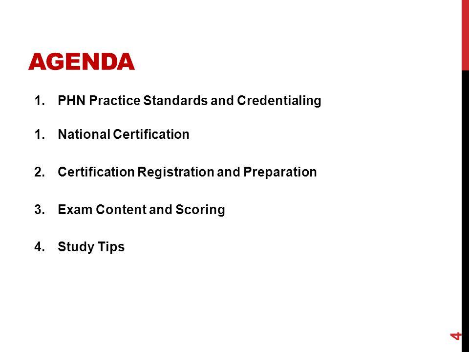 preparing for the advanced public health nurse certification exam ...