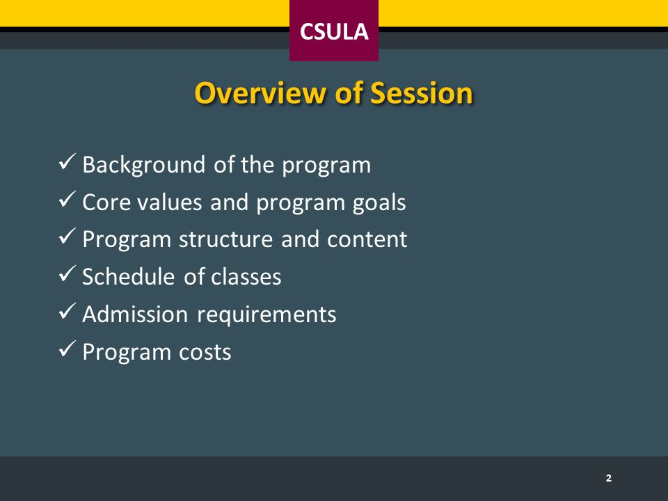 csula thesis defense