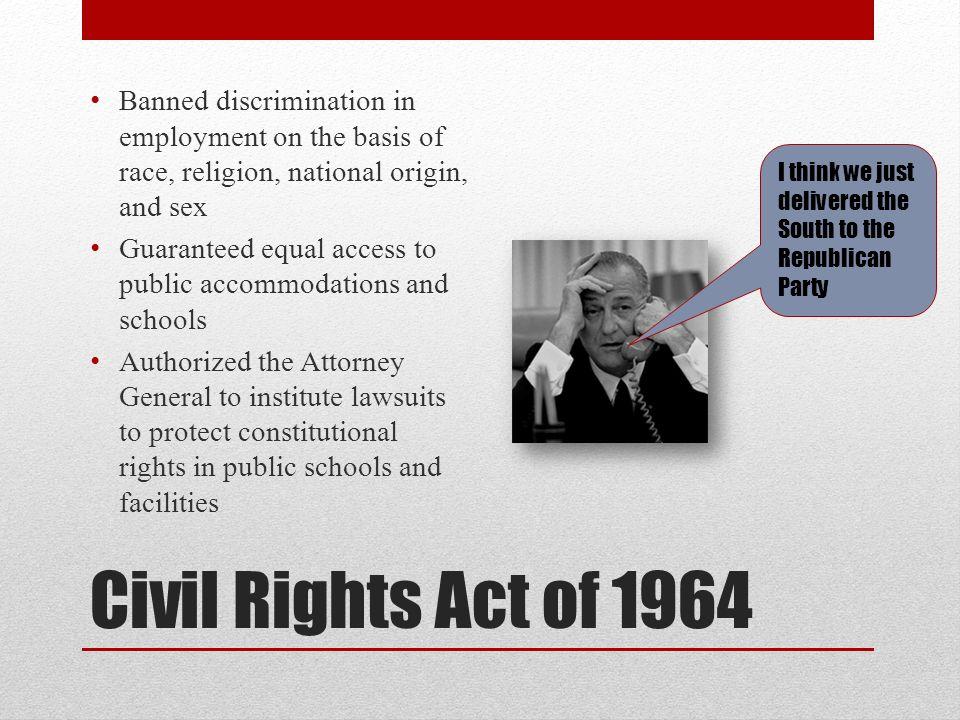 Photo of Civil Rights Movement Apush