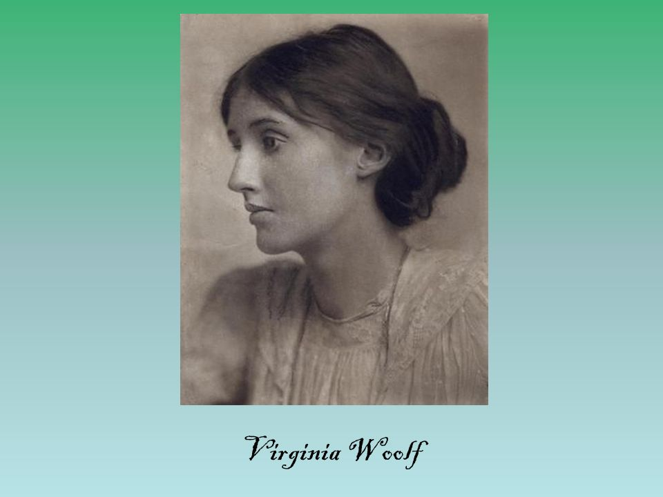 virginia woolf father