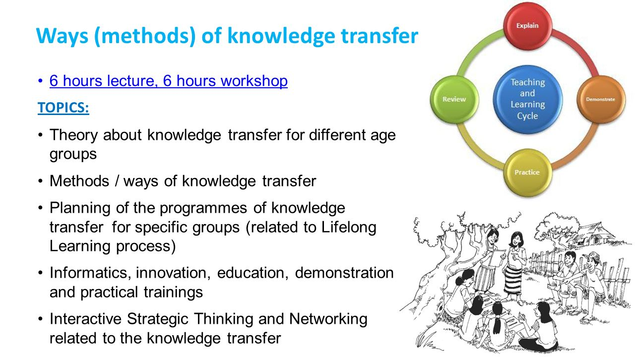 propose ways in which lifelong learning