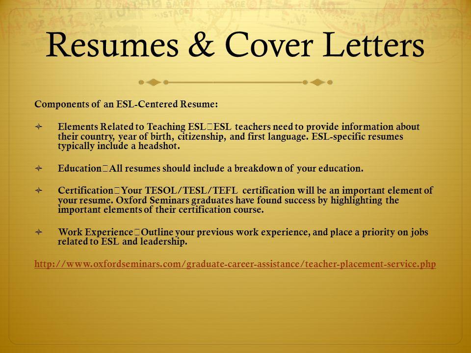 9 resumes
