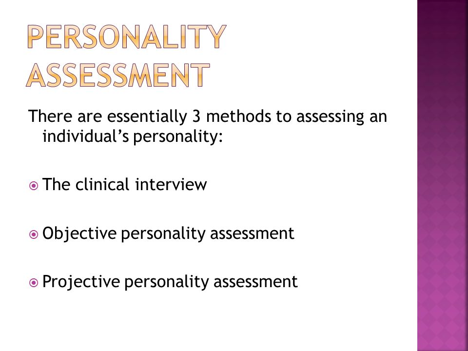 understanding personality in psychology introduction