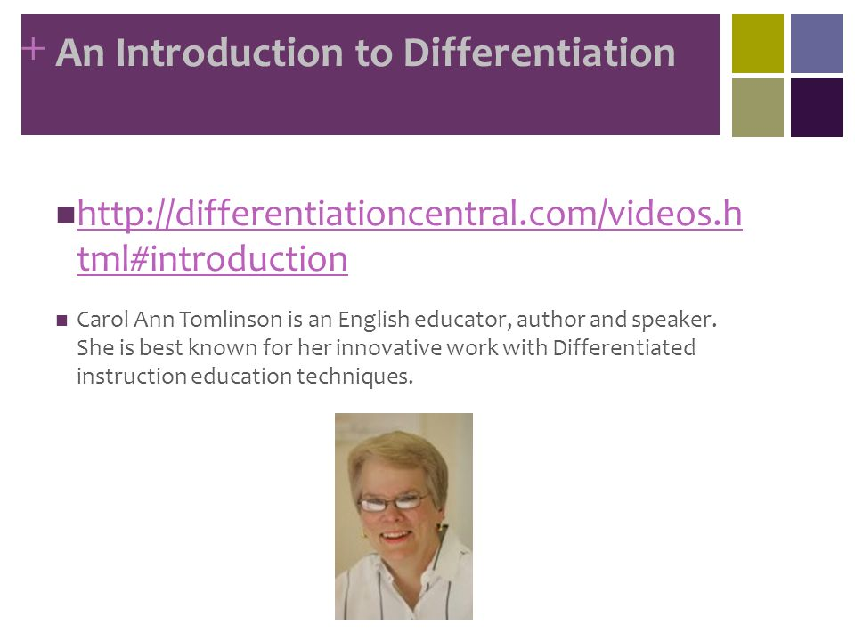 Blair Community Schools Curriculum Differentiation Teaching With