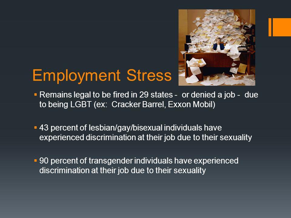 Cracker barrel gay discrimination