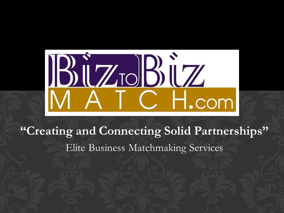 Business matchmaking company