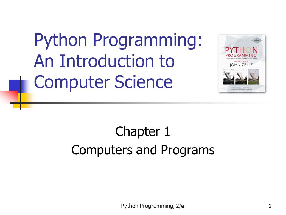 Computing for the Sciences Using Python, Part 2