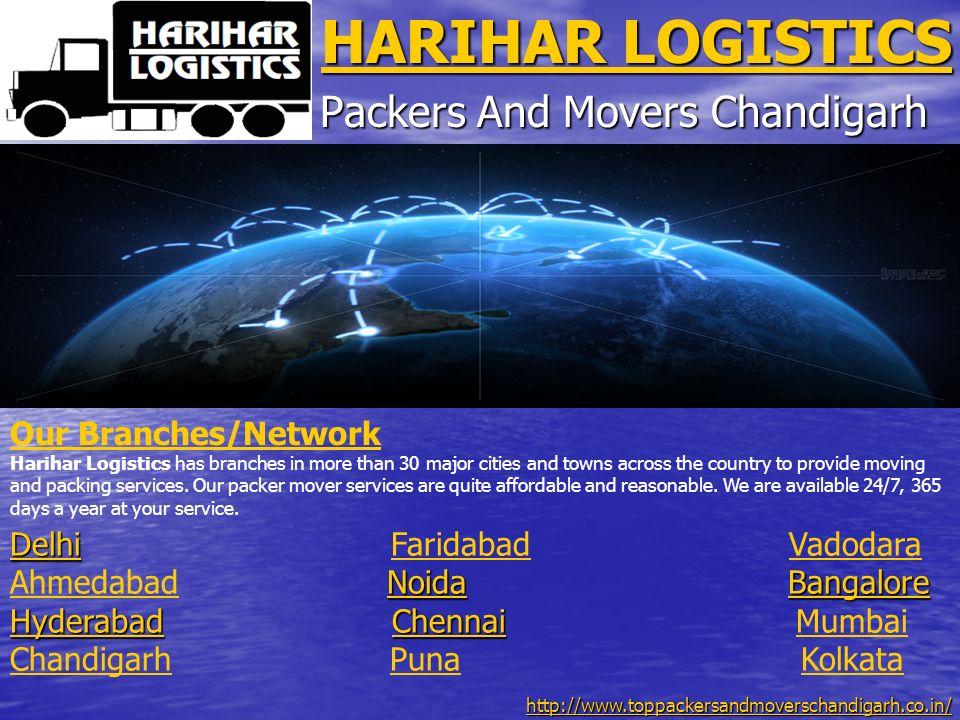 HARIHAR LOGISTICS HARIHAR LOGISTICS Packers And Movers
