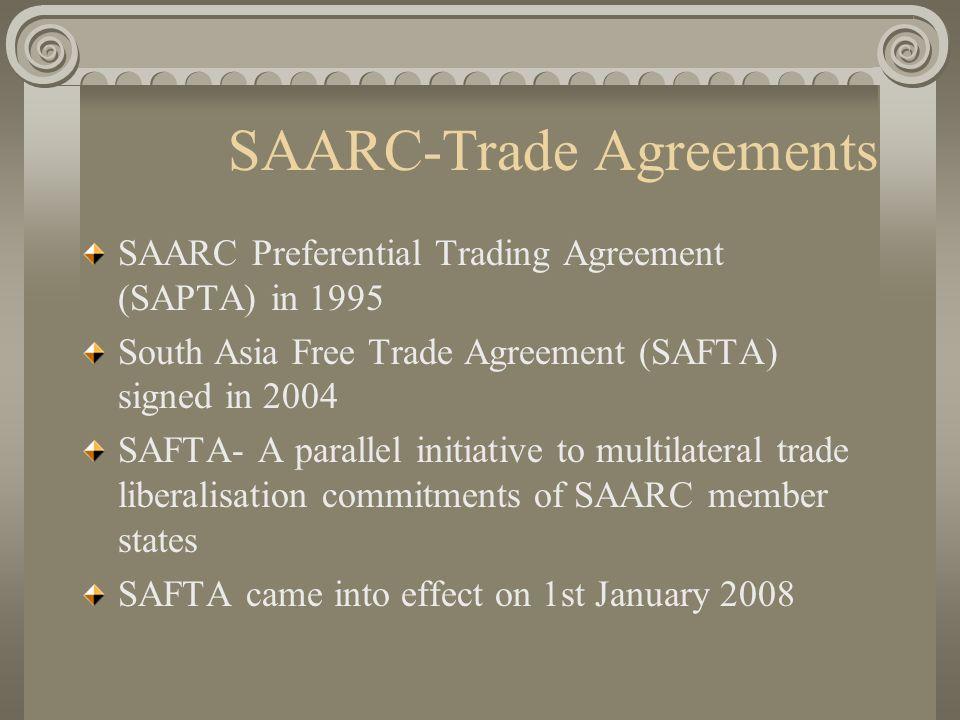 saarc agreement