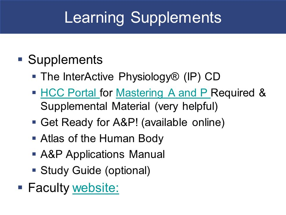 Welcome Welcome to BIO 204 Anatomy & Physiology II Mrs. Wendy ...
