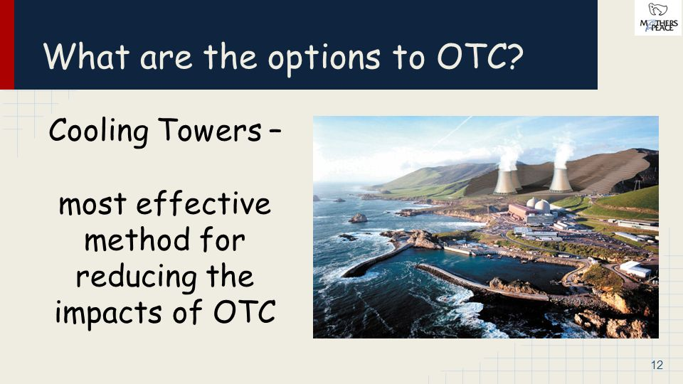 ONCE THROUGH COOLING at Diablo Canyon Nuclear Plant ppt download