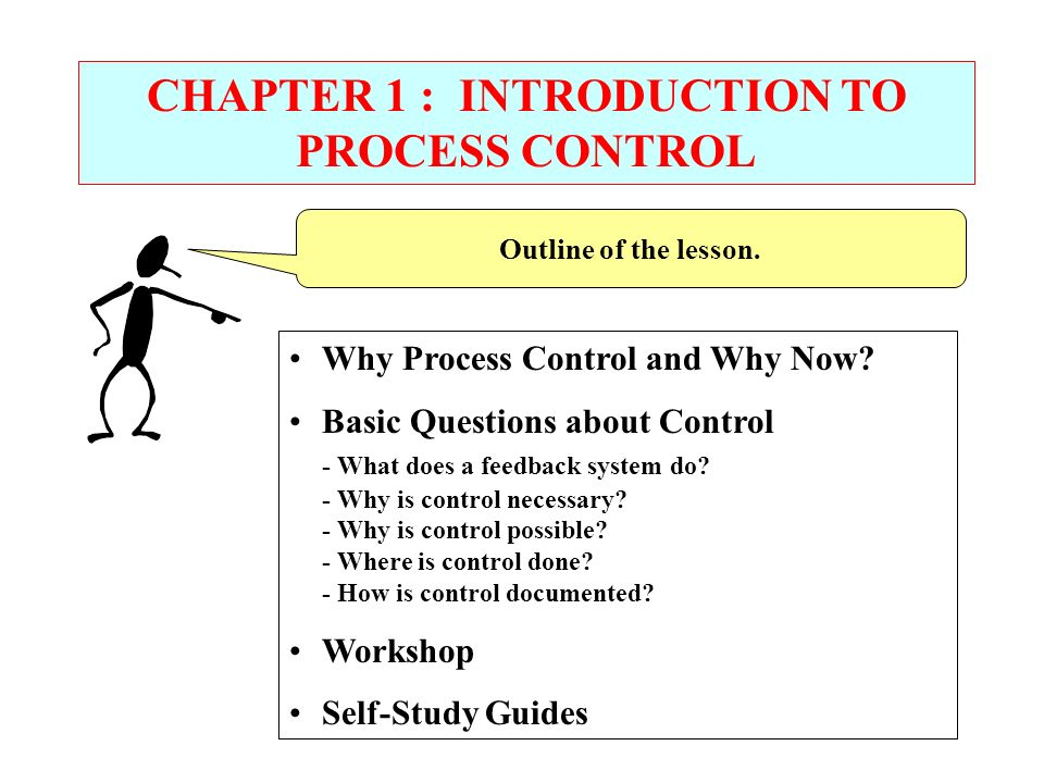Process Control Designing Process And Control Systems For Dynamic Performance Chapter 1 Introduction To Process Control Copyright C Thomas Marlin Ppt Download