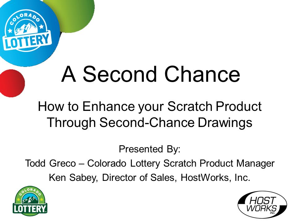 A Second Chance How to Enhance your Scratch Product Through