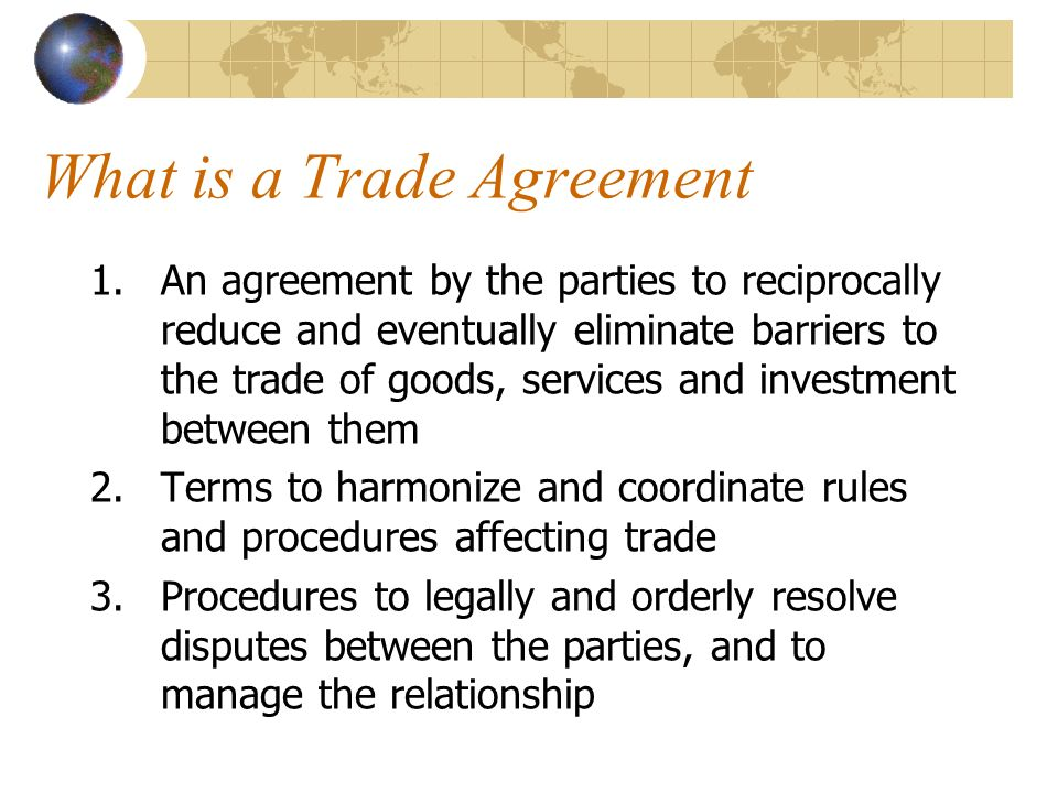 Development Trade And Trade Negotiations Some Questions And A Few