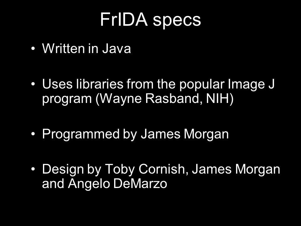 FrIDA: An open source framework for image dataset analysis
