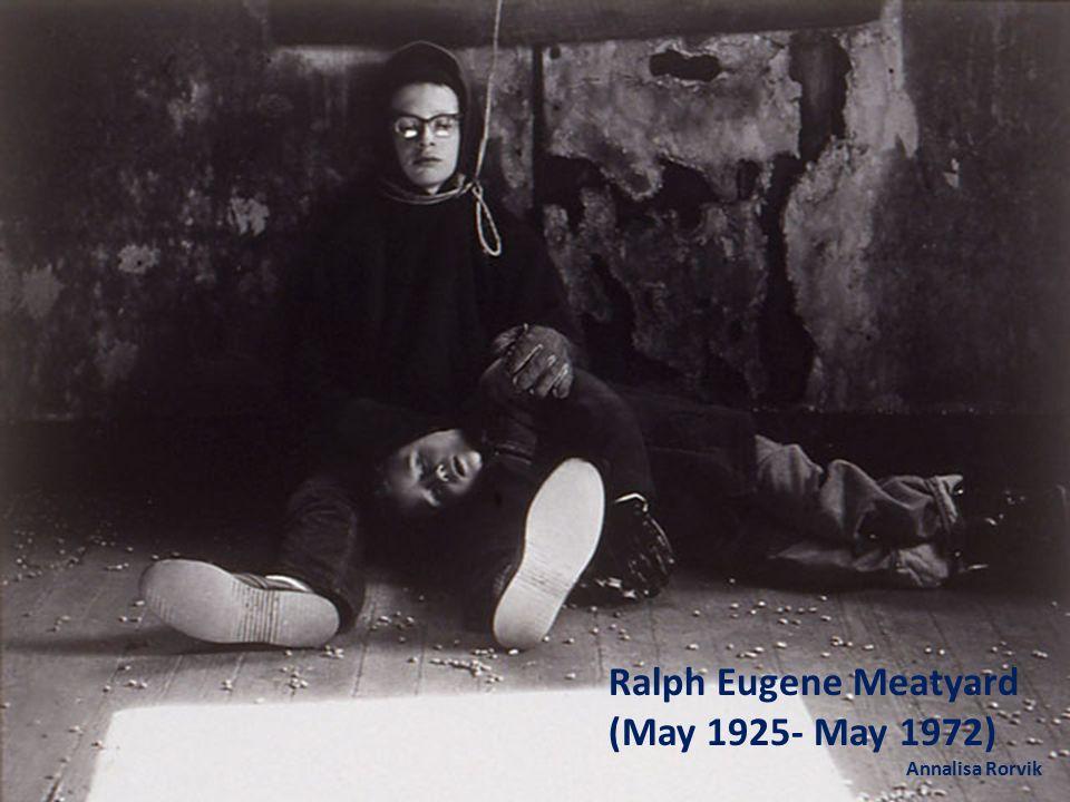 ralph eugene meatyard may may 1972 ralph eugene meatyard may may