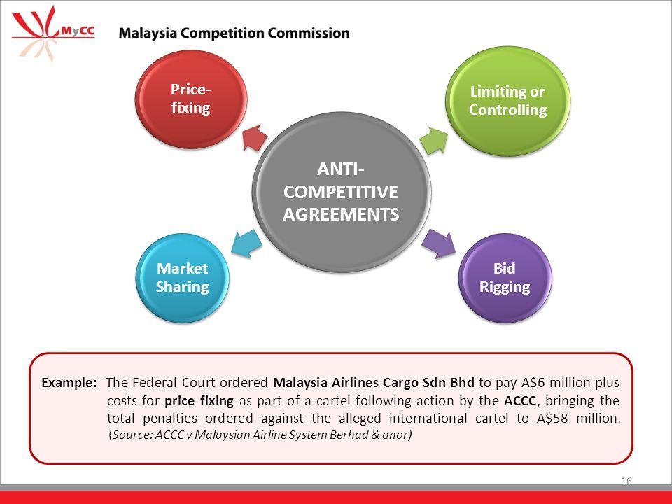 DHANIAH BINTI AHMAD HEAD OF LEGAL, MALAYSIA COMPETITION
