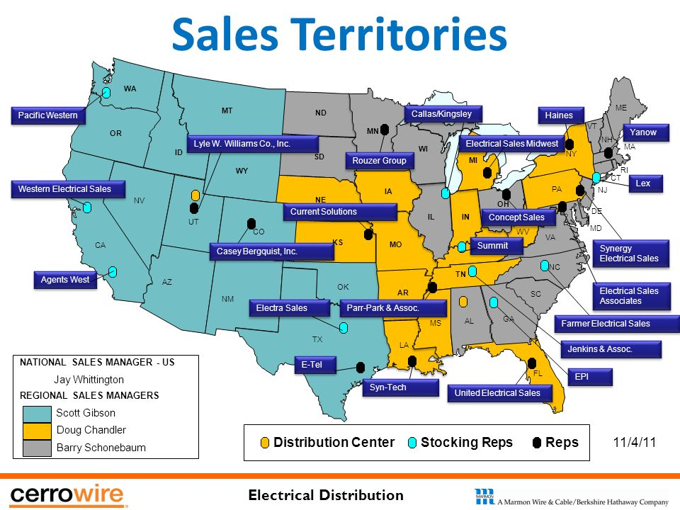 Cerro Wire Ogden Utah | Electrical Distribution Capabilities Overview Electrical