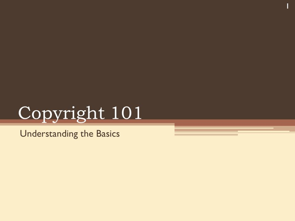 Copyright 101 Understanding The Basics 1 Myths You Can Use Anything