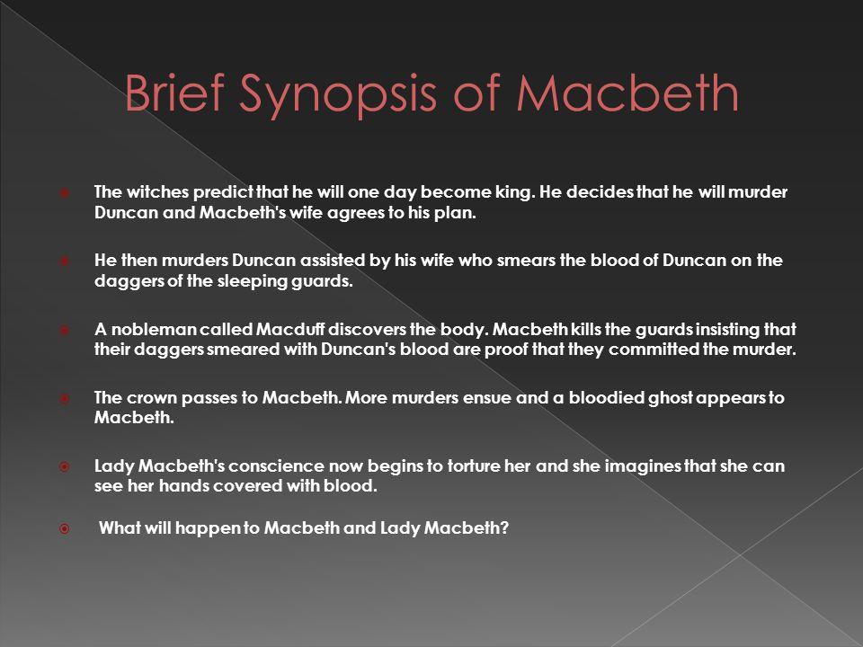 macbeth summary sparknotes