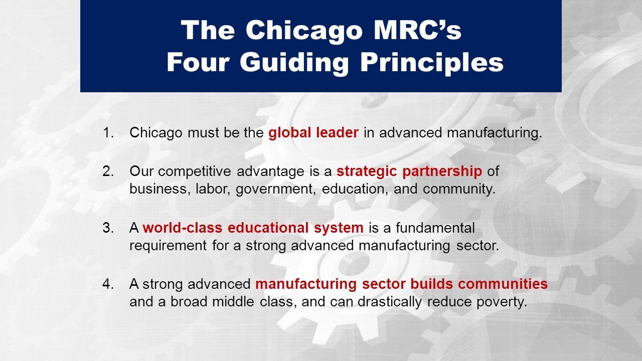 global manufacturing principles