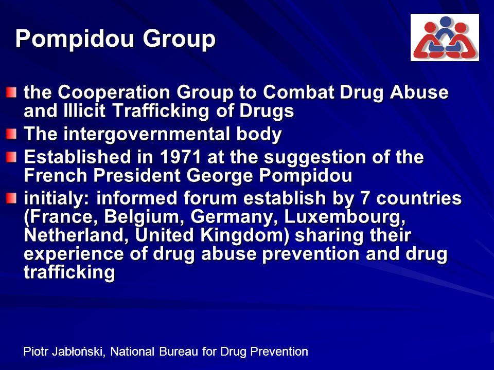 National Bureau for Drug Prevention How to improve quality