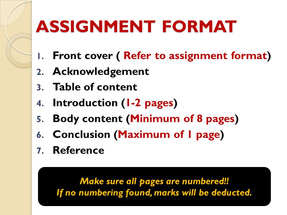 Assignment Guidelines Ahf Aviation Human Factor Semester