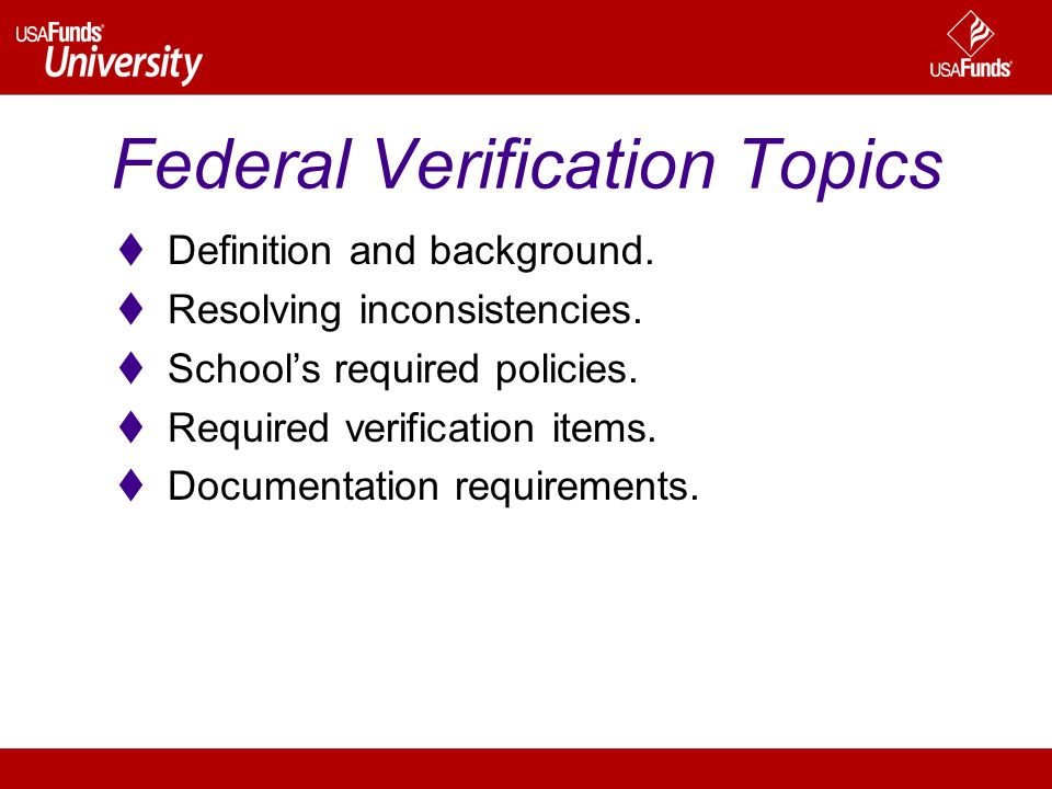 Verification A Verification Funny I Told A Student We Needed His