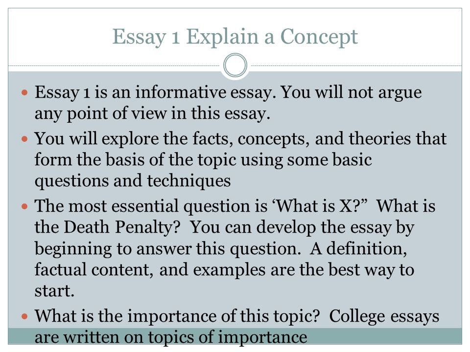 Proposal Essay Topic List  Essay  Explain A Concept Essay  Is  Family Business Essay also Essay Style Paper English  Core Essay Overview Dr Amy Berry October Ppt Download Protein Synthesis Essay
