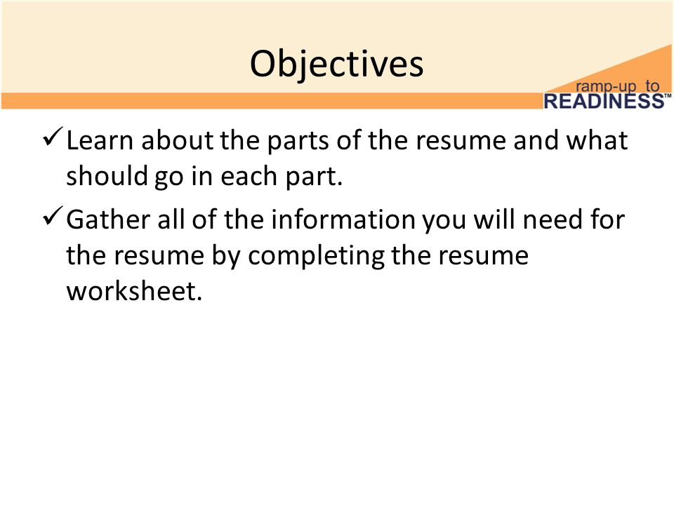 Creating A Resume 10 Th Grade Resumes Eduers Ppt Download