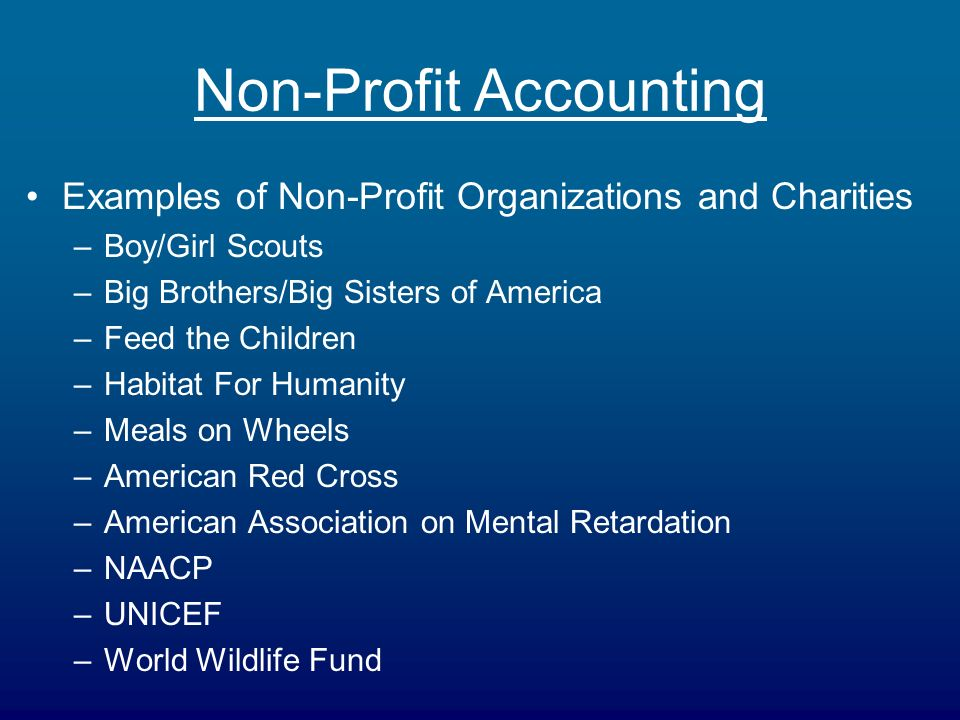 Balanced scorecard in nonprofit and government organizations | bsc.