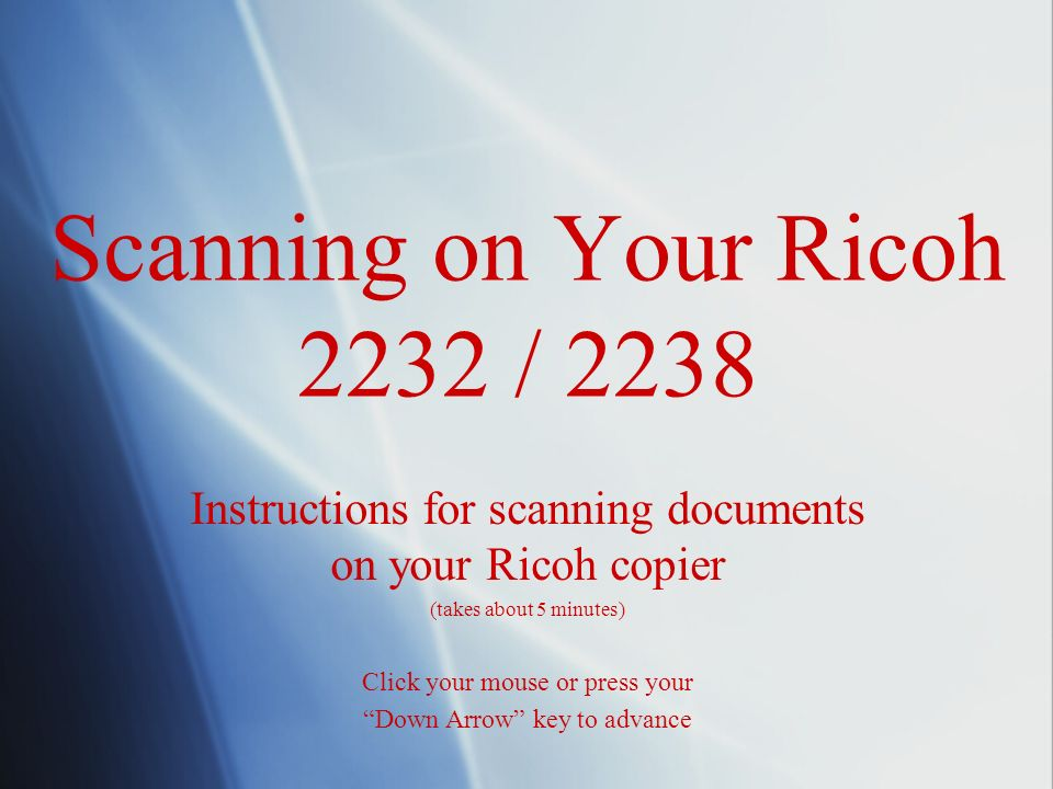 RICOH 2232 DRIVER DOWNLOAD (2019)