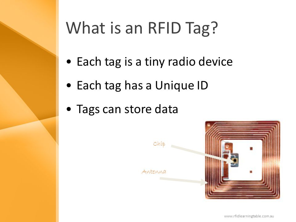 RFID Learning and Discovery embedded in our surroundings