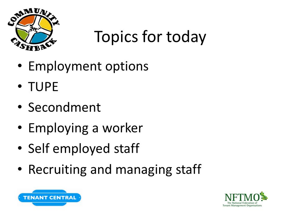 Employing Staff What You Need To Know Topics For Today Employment