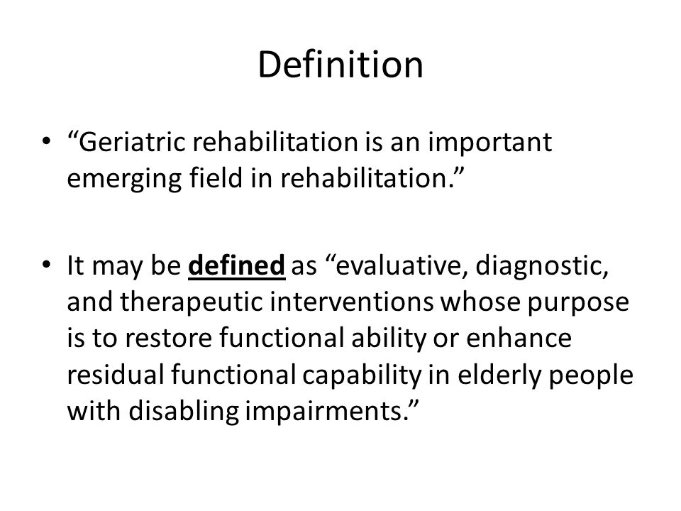 GERIATRIC DEFINITION EPUB DOWNLOAD