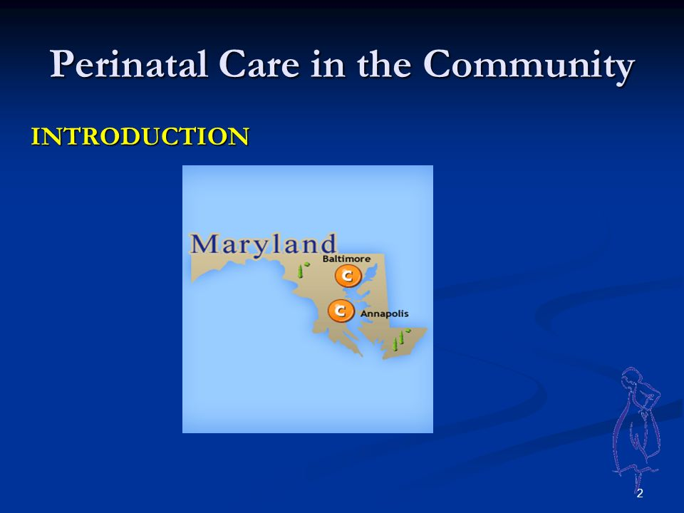 2 Perinatal Care in the Community INTRODUCTION INTRODUCTION