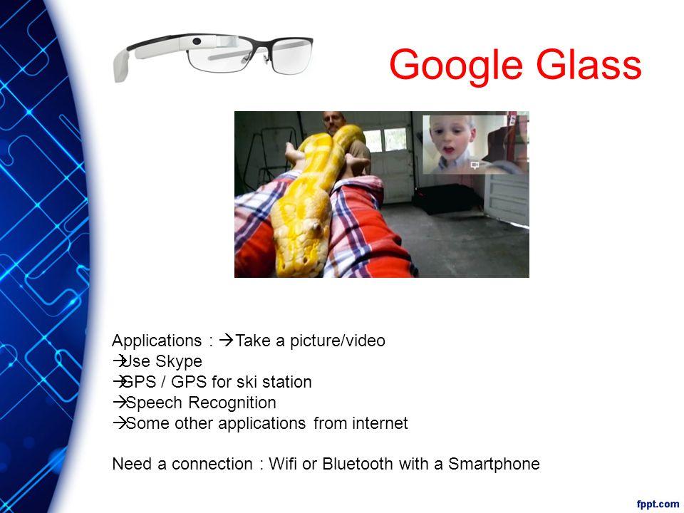 c81d7b6b754e New Technologies Summary Google GlassGoogle Glass FitbitFitbit ...
