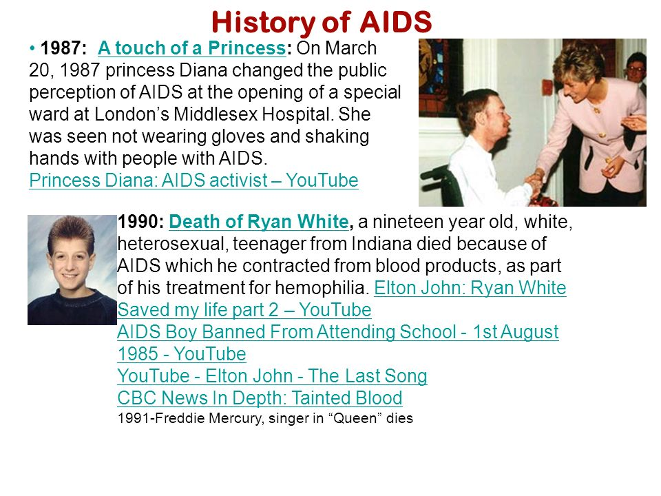AIDS: The Globalization of Disease  Early examples of disease