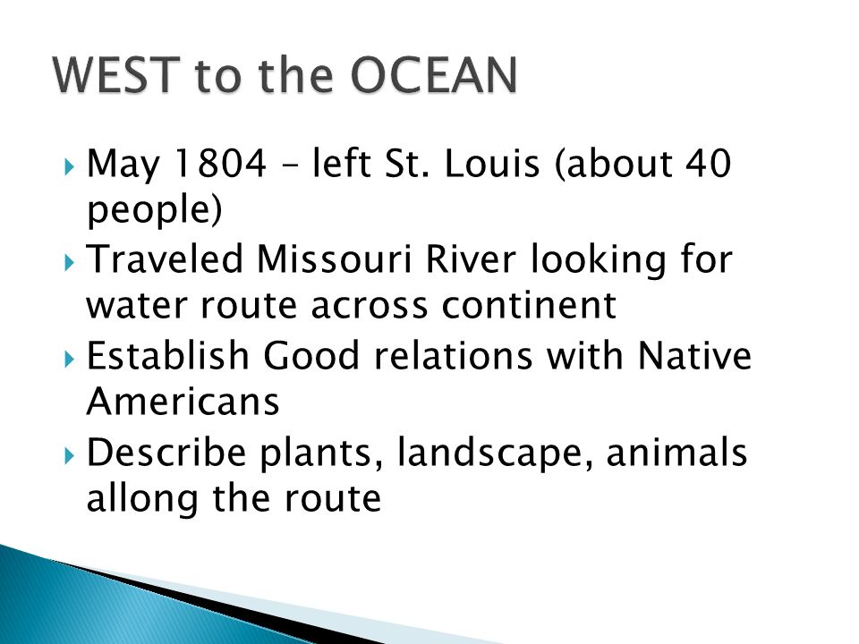  May 1804 – left St.