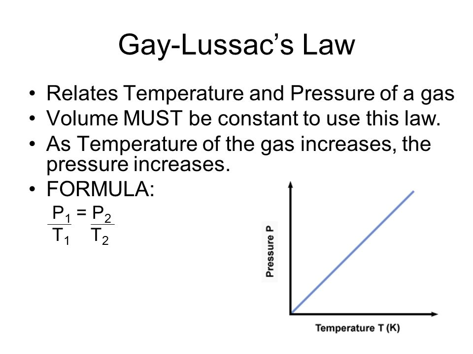Gases  Gases - Concepts to Master What unit of measurement is used