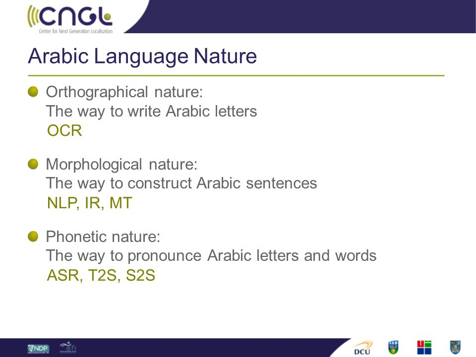 Arabic Language Challenges Walid Magdy 29 Sep ppt download