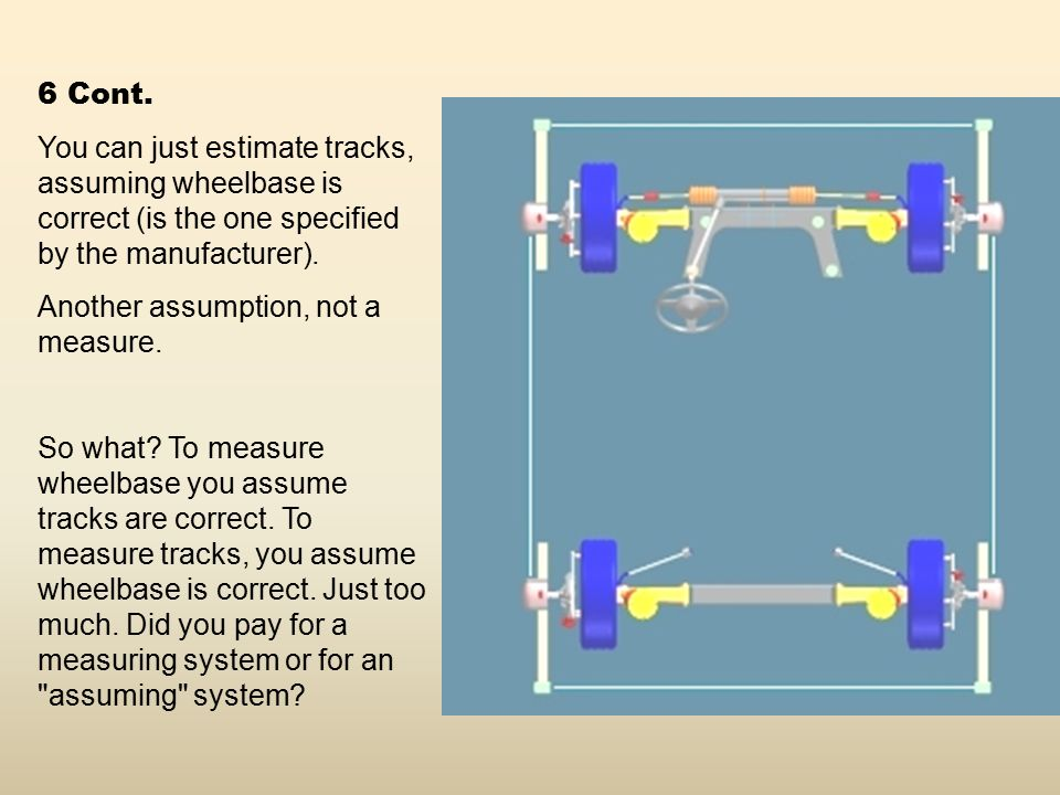 How To Measure Wheel Base >> Fasep Presents Is Fasep A 6 Sensors Or An 8 Sensors Type Measuring